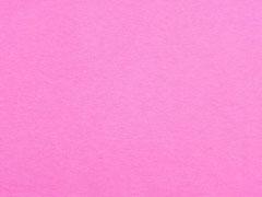 glattes Bündchen, helles pink