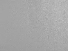 RESTSTÜCK 46 cm Kunstleder Lederimitat geprägte Optik, Betongrau