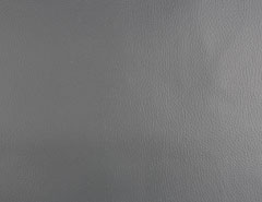 Lederimitat geprägte Optik, dunkelgrau