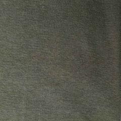 Alpenfleece Sweatstoff uni, Bundeswehr grün