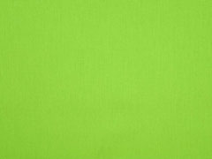 Baumwollstoff uni, hellgrün
