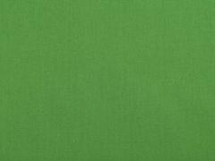 RESTSTÜCK 52 cm Baumwollstoff uni, grassgrün