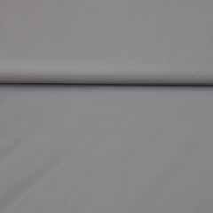 RESTSTÜCK 43 cm Reflektorstoff Meterware, silbergrau