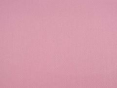 RESTSTÜCK 69 cm edler Piquestoff, rosa