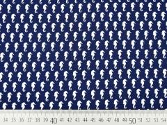 BW Marine by Poppy - Seepferdchen, dunkelblau