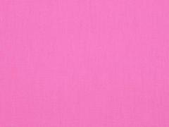 Baumwolle uni, helles pink