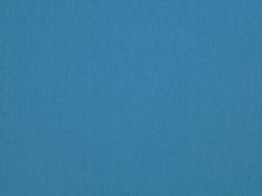 Baumwollstoff uni, indigo blau