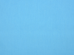 Baumwollstoff uni, sky blue