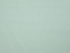 RESTSTÜCK 49 cm Chambray Baumwollstoff , hellmint meliert