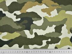 Canvas Camouflage Colors, grün