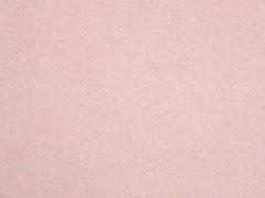 butterweicher Organic Cotton Fleece, rosa meliert