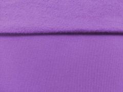 Sweat Alpenfleece - lila