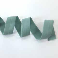 Falzband elastisch matt 20 mm, mintgrün