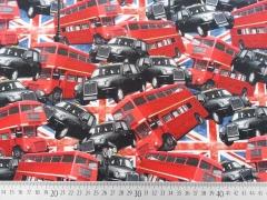 Jersey Digitaldruck London Busse & Taxi