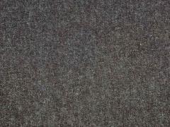 Baumwoll-Jeansstoff ohne Stretch, anthrazit