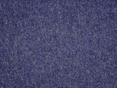 RESTSTÜCK 77 cm Baumwoll-Jeansstoff ohne Stretch, dunkelblau