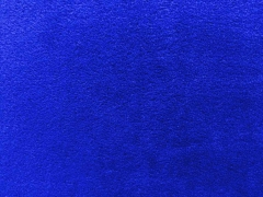 Lambskin Fleece uni royalblau