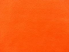 Lambskin Fleece uni orange