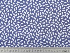 BW Mini Leaves, jeansblau