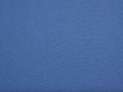Bündchenstoff Meterware Glattstrick uni, indigoblau
