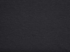 RESTSTÜCK 34 cm Viskose Jersey uni, schwarz