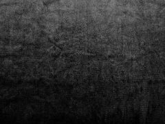 elastischer Samtjersey, schwarz