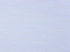 Stretchbaumwolle Streifen, hellblau-weiß
