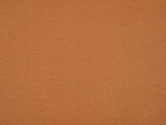 beschichteter Jersey Jeggings Stoff, rostbraun