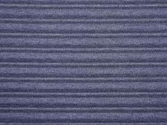 Jacquard Jersey verschiedene Streifen, dunkelblau