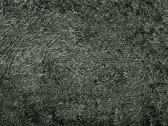 kuscheliger Fransenstrick, dunkelgrau