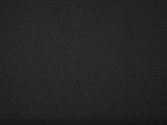 RESTSTÜCK 36 cm Heavy Jogging Sweat angeraut,  schwarz