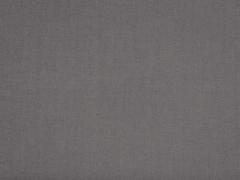 RESTSTÜCK 27,5 cm Washed Lyocell, schlammgrau
