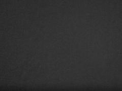 RESTSTÜCK 46 cm Washed Lyocell, schwarz