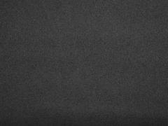 Jackenstoff Wollstoff ähnlich Velourstoff, schwarz