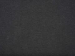 RESTSTÜCK 92 cm Modal uni, schwarz