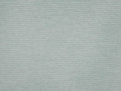 RESTSTÜCK 23 cm Jersey Streifen 1 mm Garn gefärbt, mattes mint