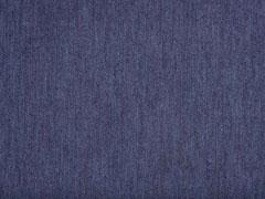 RESTSTÜCK 24 cm Jeansstoff ohne Stretch uni, dunkelblau