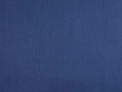 Baumwolle Dirndl Stoff Romantico uni, dunkelblau