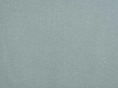 RESTSTÜCK 30 cm Piqué T-Shirt Stoff uni, dunkelmint