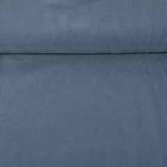 Modal Webware Blusenstoff uni, dunkles graublau