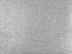 Alpenfleece Sweat Glitzer, hellgrau