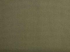 Canvas Stoff uni, khakigrün