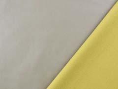 Lederimitat elastisch uni, taupe