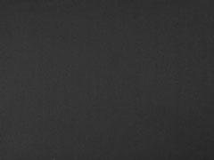 Baumwollsatin uni elastisch, schwarz