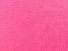 Glattes Bündchen - fuchsia