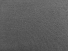 Bündchenstoff Meterware Glattstrick uni, kohlegrau