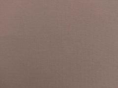 Glattes Bündchen - dunkelbraun