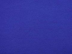 Jerseystoff uni, dunkles königsblau