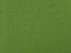 glattes Bündchen hellgrün schwarz melange