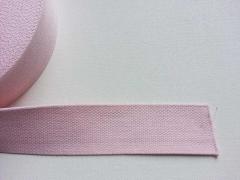 Gurtband - 4 cm breit,rosa #74